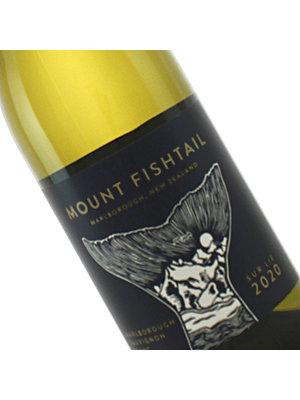 Mount Fishtail 2020 Sauvignon Blanc, Marlborough, New Zealand