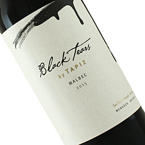 "Tapiz 2015 Malbec ""Black Tears"" Argentina"