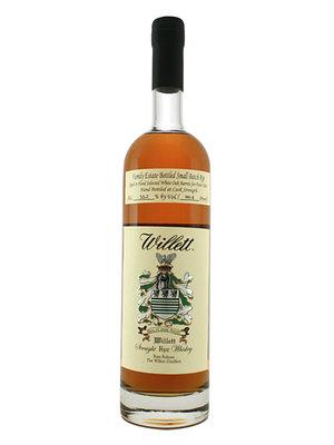 Willett Family Estate 4 Year Straight Rye Whiskey, Cask Strength, Bardstown, Kentucky
