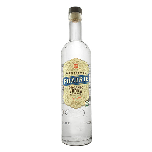 Prairie Organic Vodka, Minneapolis, Minnesota