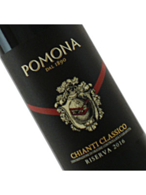 Fattoria Pomona 2016 Chianti Classico Riserva, Tuscany Italy