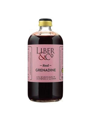 Liber & Co. Real Grenadine, 17 fl oz