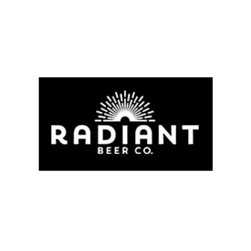 """Radiant Beer Co""""Extremely Well Wurst"""" Oktoberfest Marzen 16oz can-Anaheim, CA"""