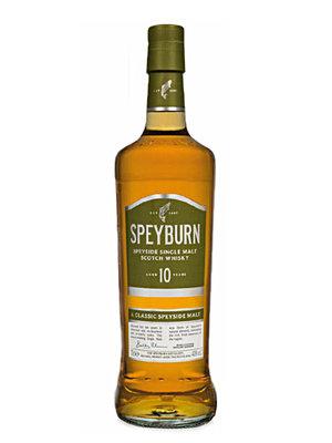 Speyburn Speyside Single Malt Scotch Whisky Aged 10 Years