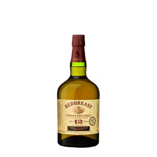 Redbreast Single Pot Still Irish Whiskey Cask Strength Aged 12 Years