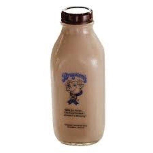 Broguiere's Chocolate Milk, 32oz.