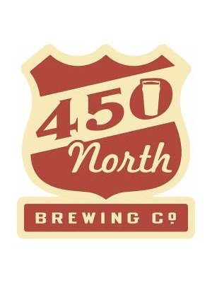 """450 North Brewing """"Slushy Machine XXL 9""""Fruited smoothie style sour 16oz can-Columbus, IN"""