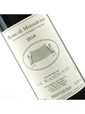 Le Ragnaie 2018 Rosso di Montalcino, Tuscany