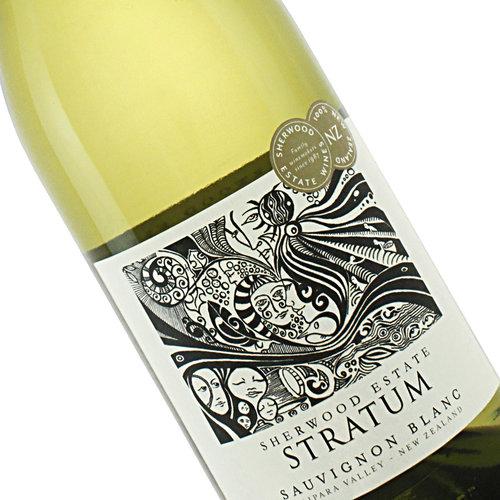 "Sherwood Estate ""Stratum"" 2021 Sauvignon Blanc, Waipara Valley, New Zealand"
