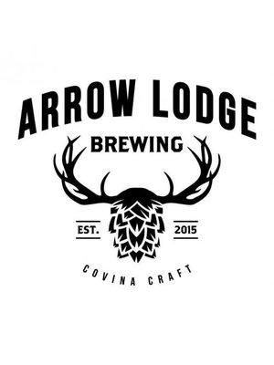 "Arrow Lodge ""Camp Crystal Haze"" Hazy DIPA 16oz can-Covina, CA"