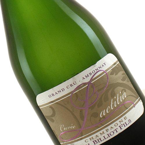 "H. Billiot Fils N.V. Champagne Grand Cru ""Cuvee Laetitia"", Ambonnay"