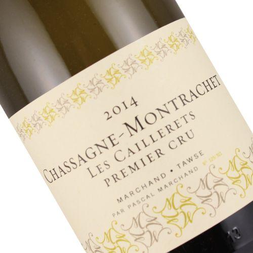 Marchand-Tawse 2014 Chassagne-Montrachet 1er Cru, Les Caillerets, Burgundy