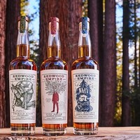 REDWOOD EMPIRE BOURBON: PLANTING FOR THE FUTURE ONE BOTTLE AT A TIME