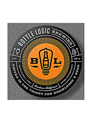 """Bottle Logic """"Birthday Boi-Walter"""" DDH West Coast IPA 16oz can- Anaheim, CA"""