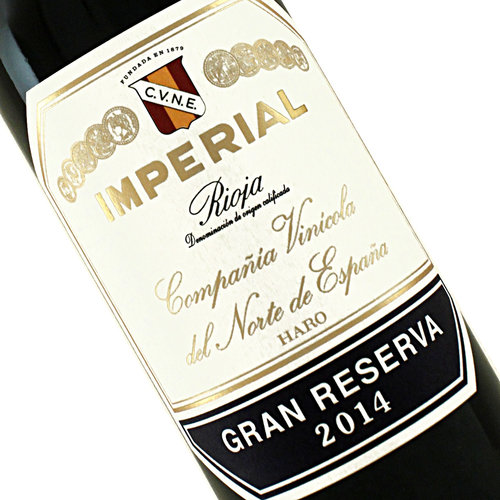Cune Imperial 2014 Rioja  Gran Reserva, Spain