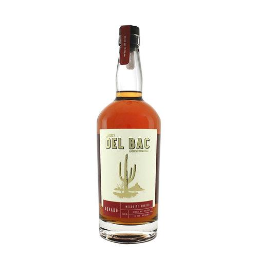 "Del Bac American Single Malt Whiskey""Dorado"" Mesquite Smoked, Tucson, Arizona"