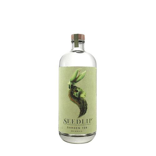 "Seedlip ""Garden 108"" Herbal Non-Alcoholic Spirits 700ml, London"
