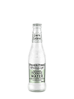Fever Tree Cucumber Tonic Water 4pk