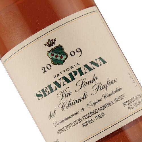 Selvapiana 2009 Vin Santo del Chianti Rufina 500ml