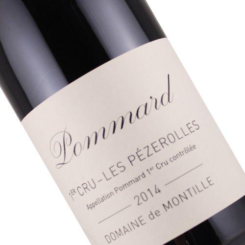 Domaine de Montille 2014 Pommard 1er Cru - Les Pezerolles, Burgundy