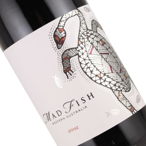 Mad Fish 2014 Shiraz, Western Australia