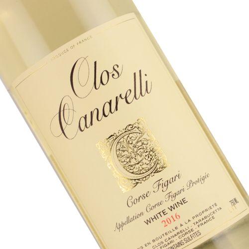 Clos Canarelli 2016 Figari Blanc, Corsica, France