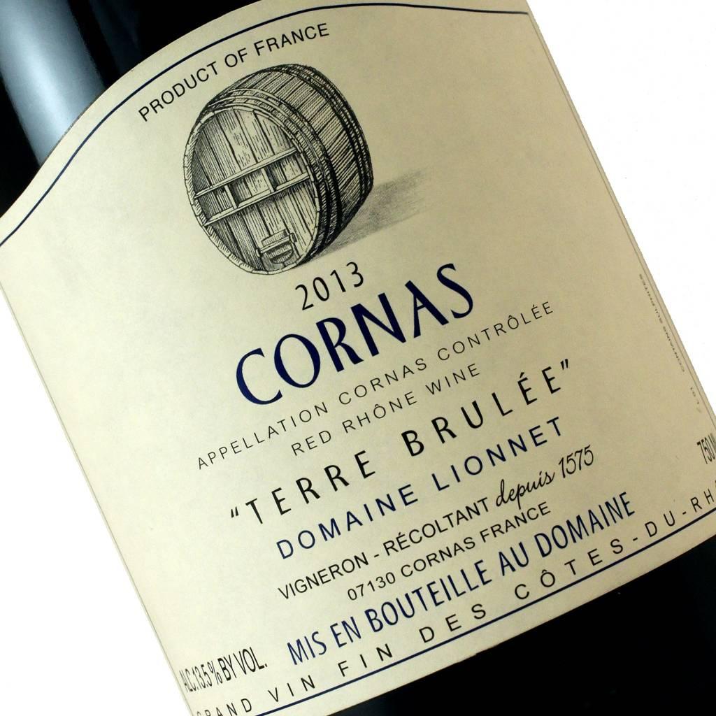 "Domaine Lionnet 2013 Cornas ""Terre Brulee"" Rhone"