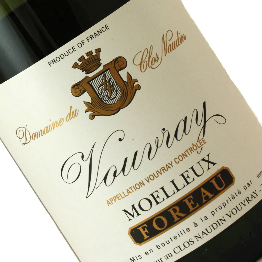 "Foreau 2011 Vouvray Moelleux  ""Clos Naudin"""