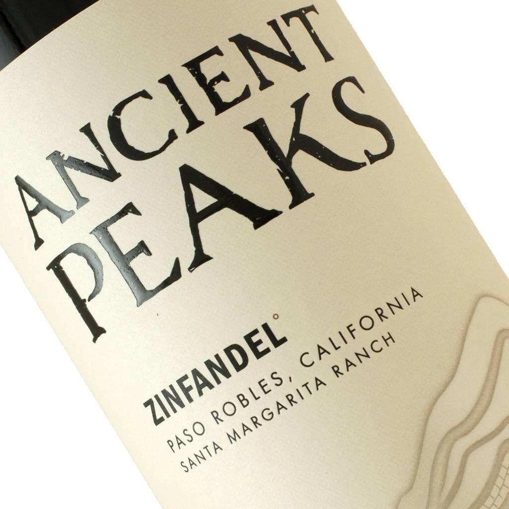 Ancient Peaks 2015 Zinfandel, Paso Robles