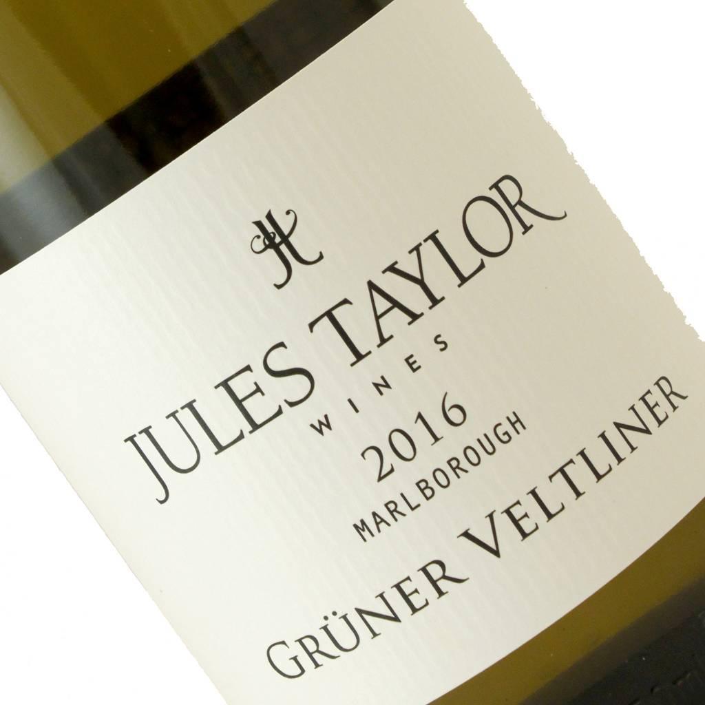 Jules Taylor 2016 Gruner Veltliner, Marlborough
