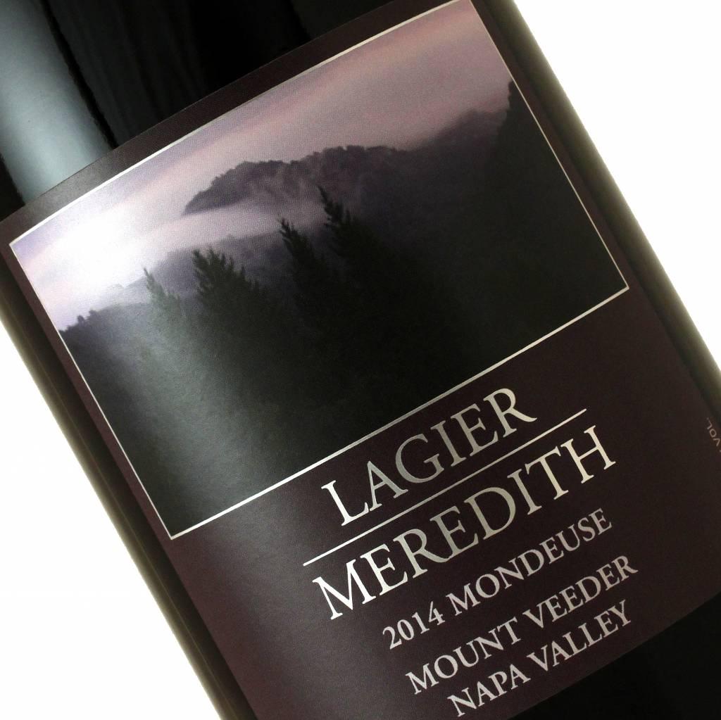 Lagier Meredith 2014 Mondeuse Mount Veeder, Napa Valley
