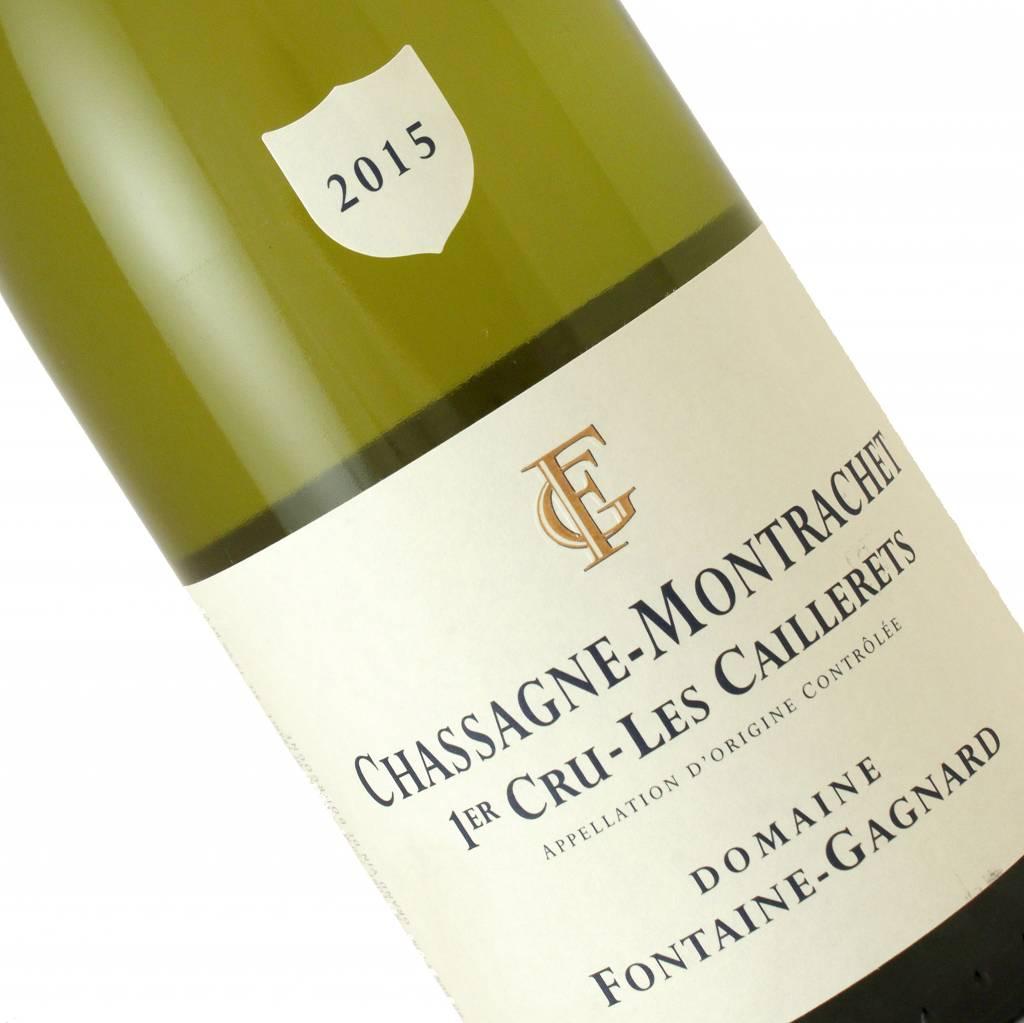 Domaine Fontaine-Gagnard 2015 Chassagne-Montrachet 1er Cru-Les Caillerets