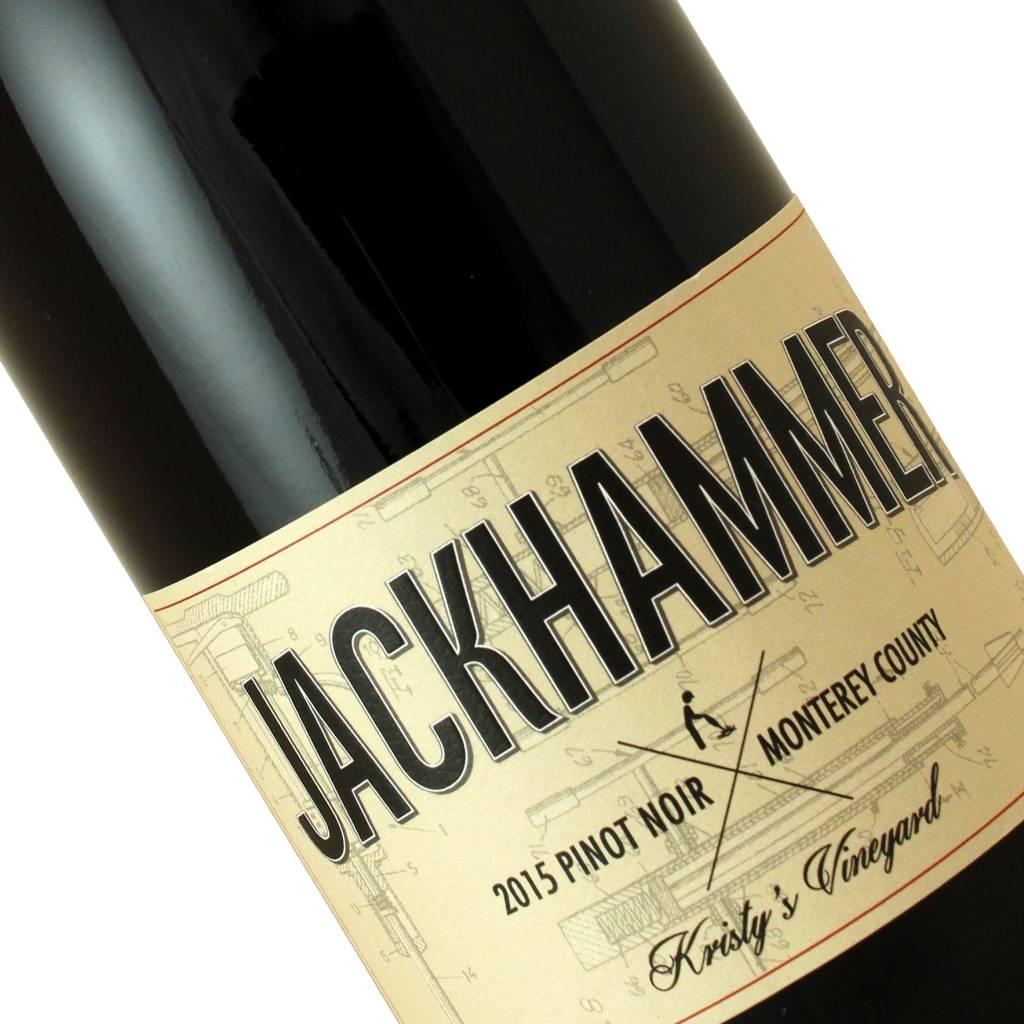 Jackhammer 2016 Pinot Noir, Central Coast