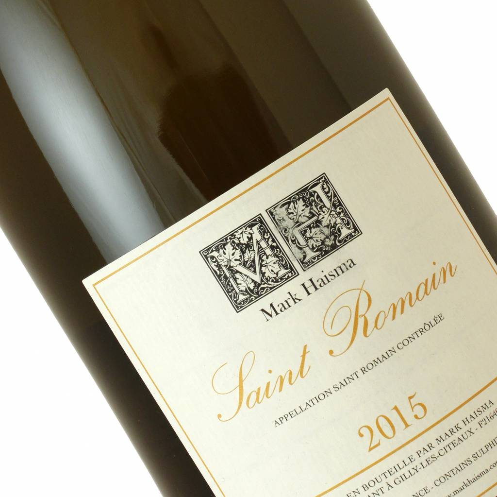 Mark Haisma 2015 Saint Romain, Burgundy 1.5L Magnum