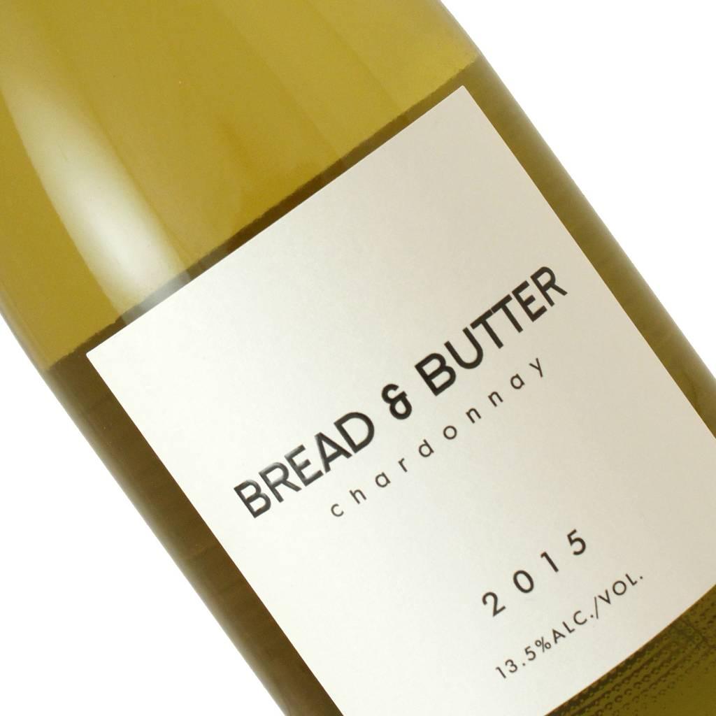 Bread & Butter 2017 Chardonnay, Napa