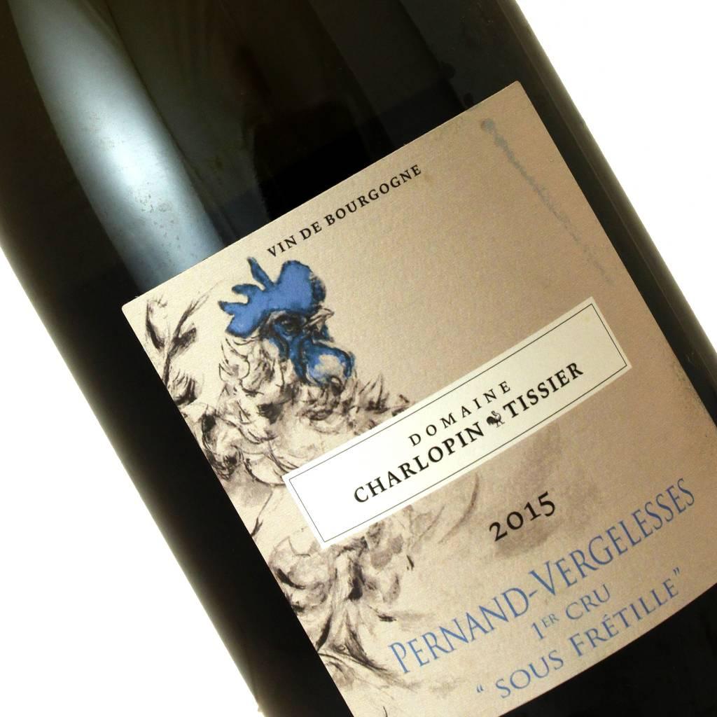 """Domaine Charlopin Tissier 2015 Pernand-Vergelesses 1er Cru """"Sous Fretille"""""""