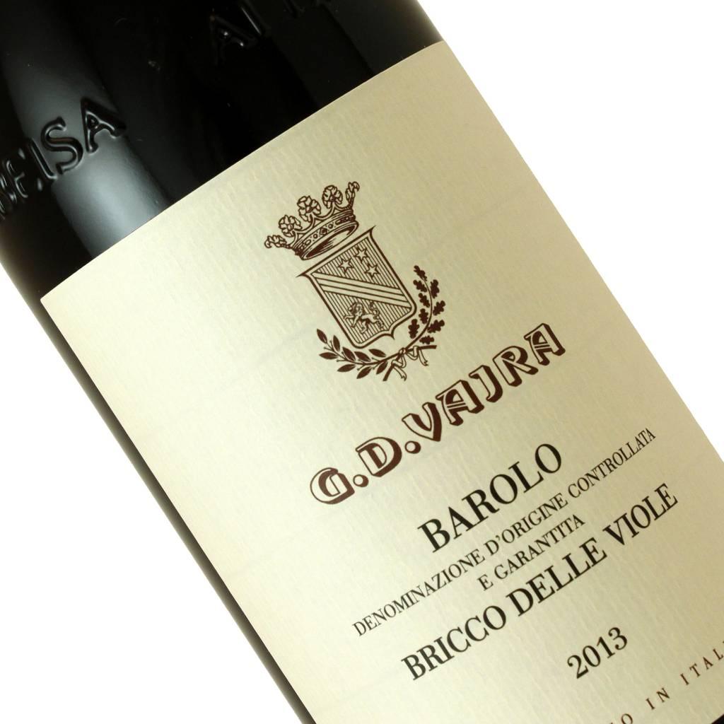 """G. D. Vajra 2013 Barolo """"Bricco delle Viole"""", Piedmont"""