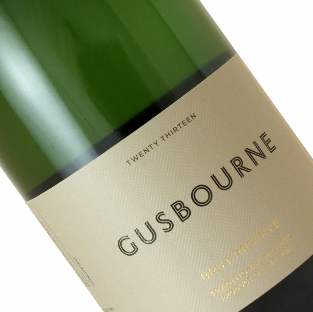 Gusbourne 2013 Brut Reserve, England