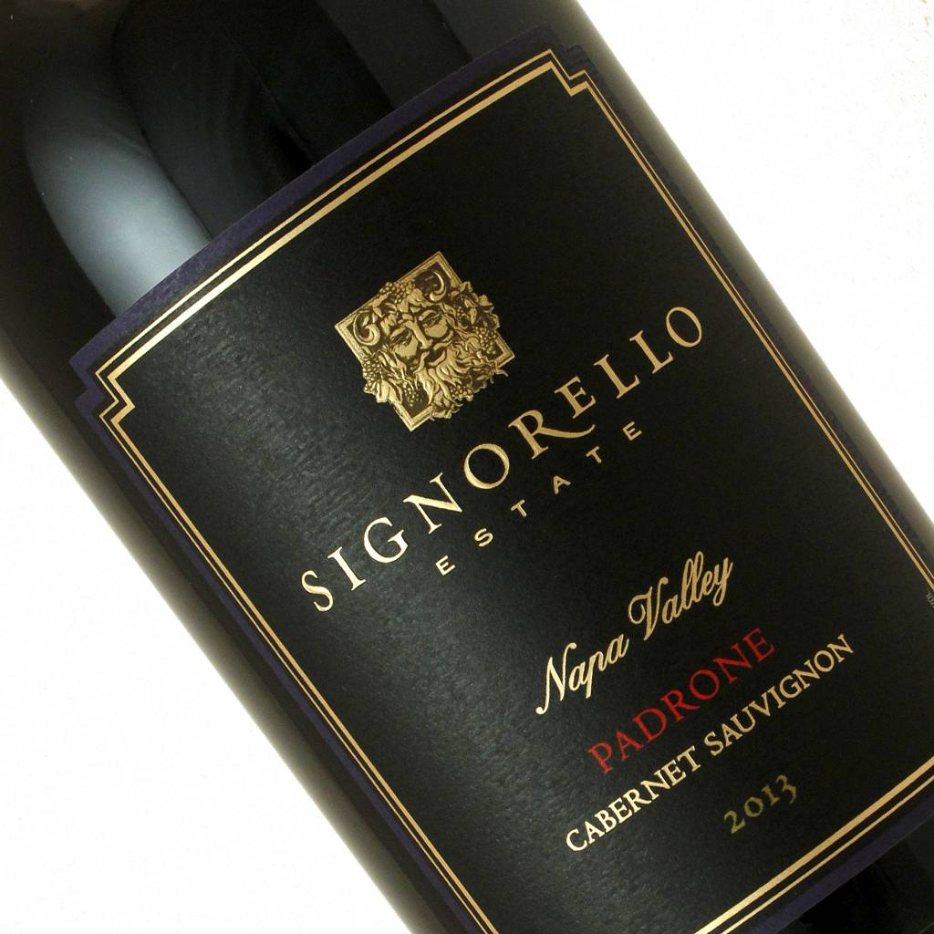 """Signorello 2013 Cabernet Sauvignon """"Padrone"""" Napa Valley"""