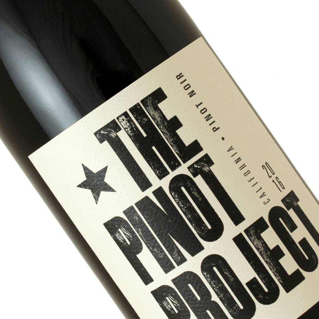 The Pinot Project 2019 Pinot Noir, California