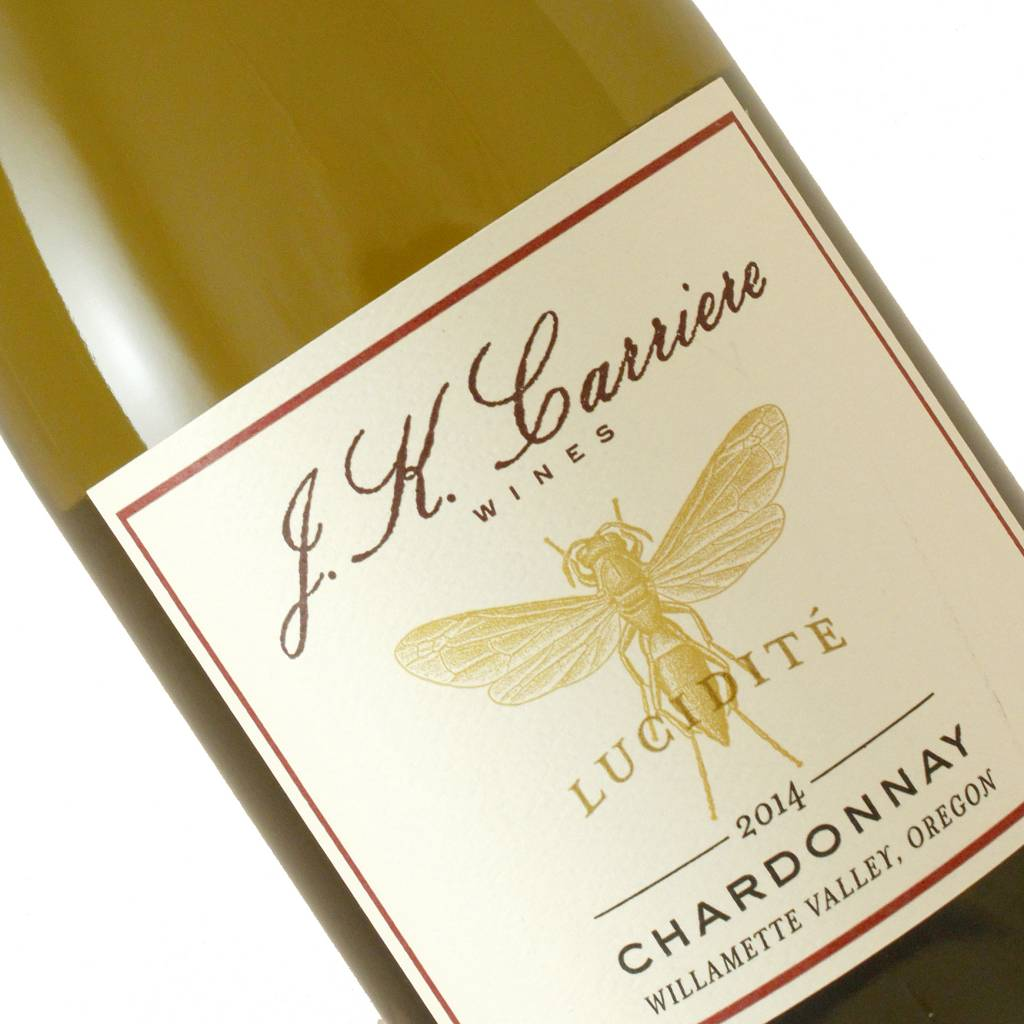 "J. K. Carriere 2014 Chardonnay ""Lucidite"" Willamette Valley, Oregon"
