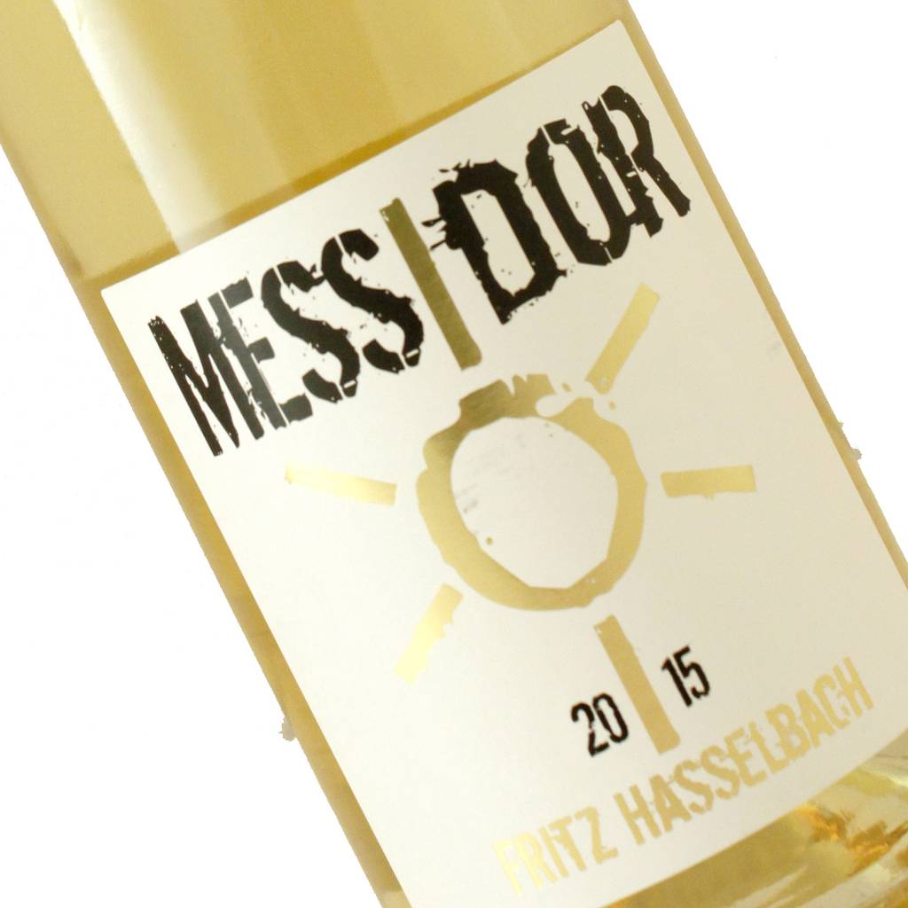 "Gunderloch 2015 ""Messidor"" Beerenauslese, Rheinhessen, Germany  - Half Bottle"