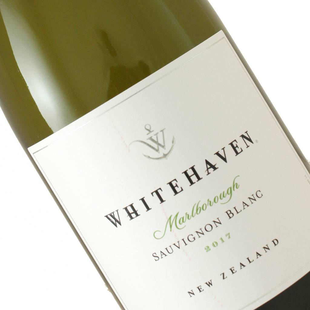 Whitehaven 2017 Sauvignon Blanc, Marlborough, New Zealand