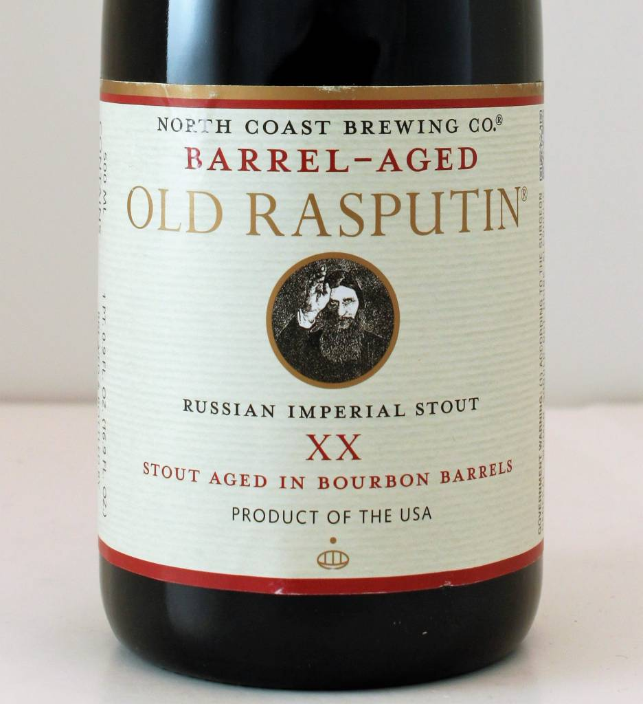 "North Coast Brewing ""Old Rasputin"" Barrel-Aged Russian Imperial Stout"