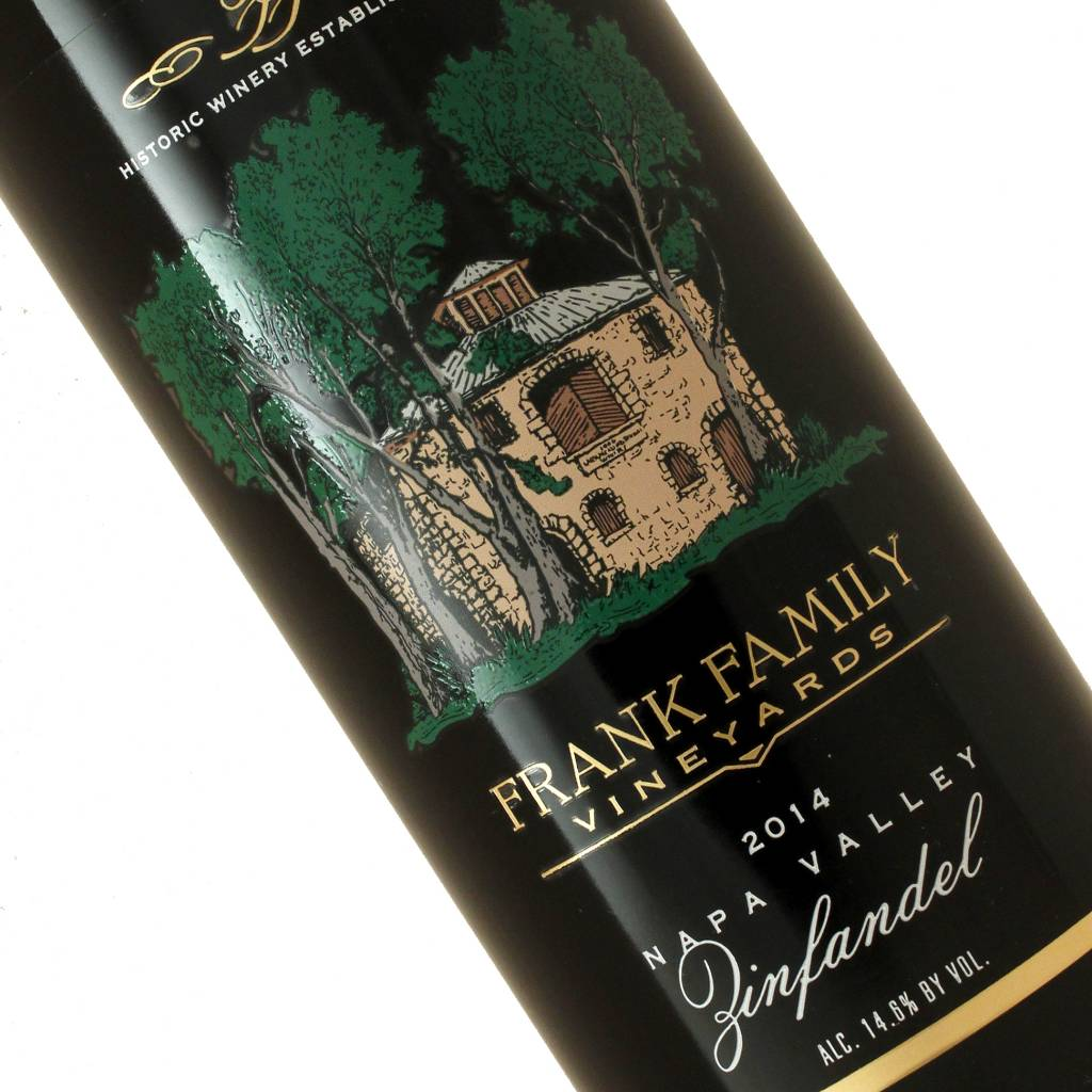Frank Family 2014 Zinfandel Napa Valley