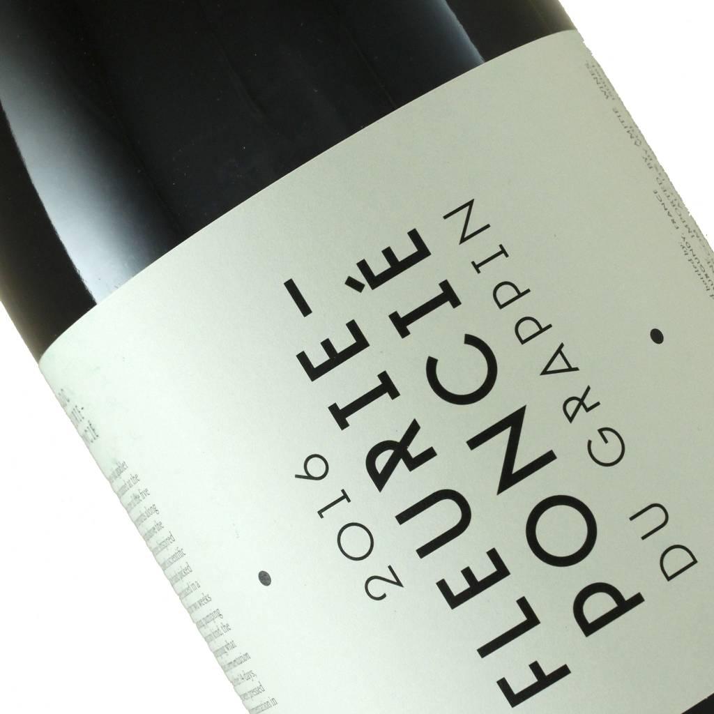 Du Grappin 2016 Fleurie-Poncie Beaujolais Magnum