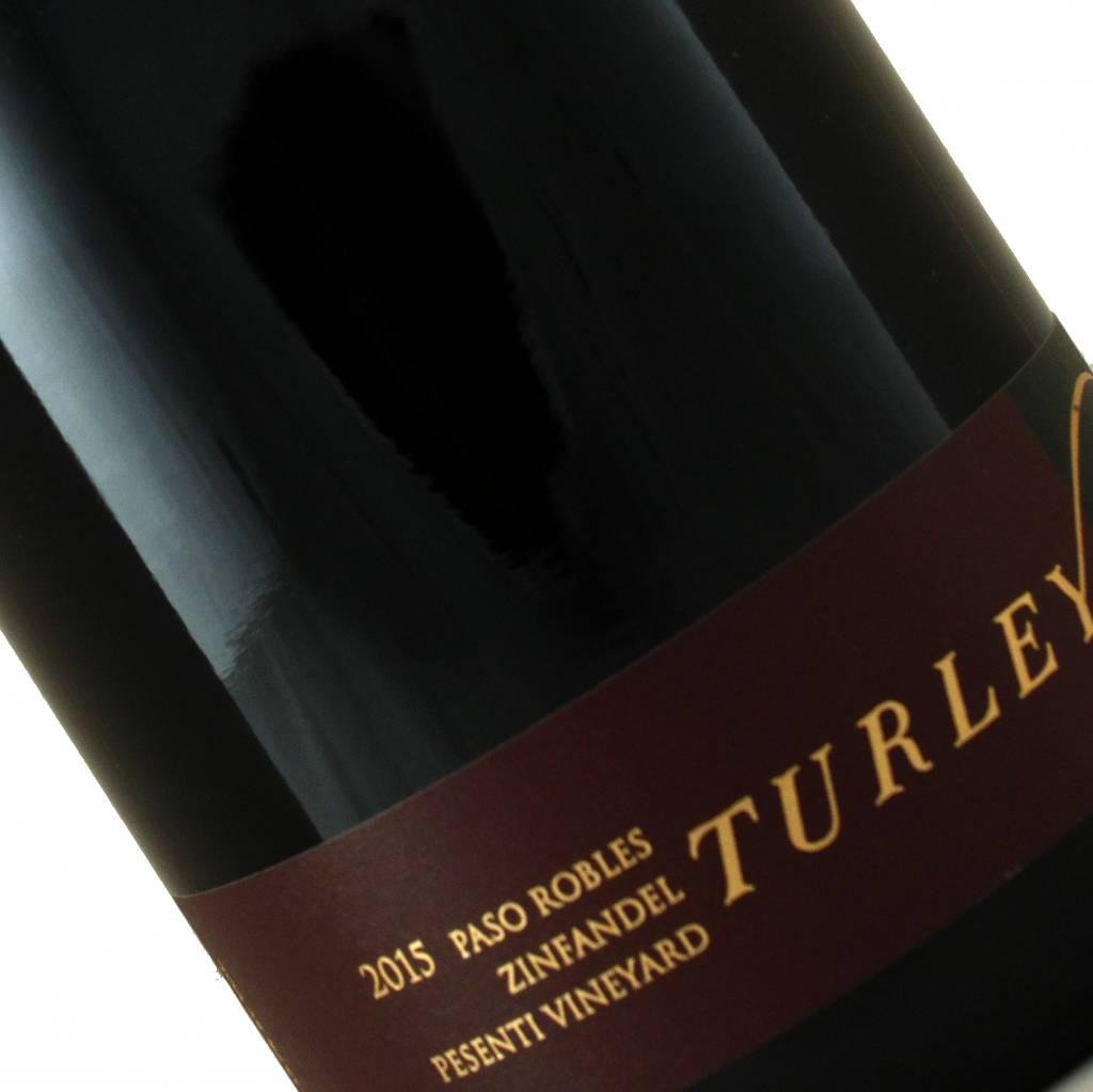 Turley 2018 Zinfandel Pesenti Vineyard, Paso Robles