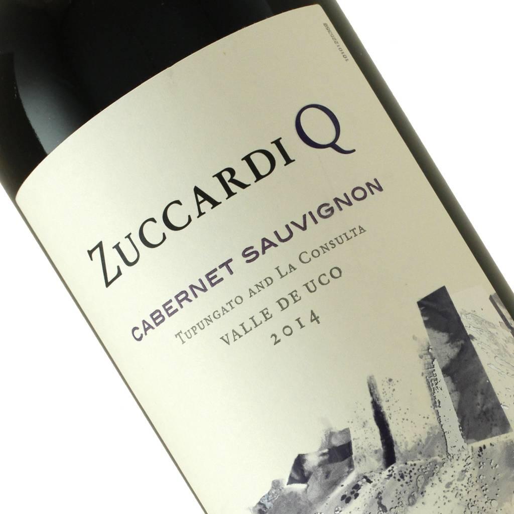 "Zuccardi 2014 ""Q"" Cabernet Sauvignon, Valle de Uco, Mendoza, Argentina"