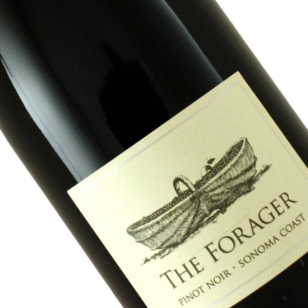 The Forager 2017 Pinot Noir, Sonoma Coast