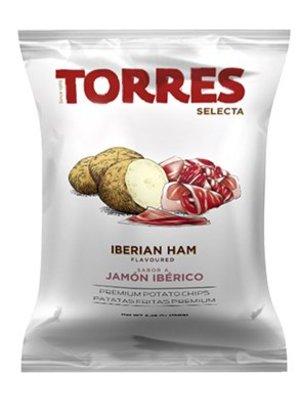 Torres Iberian Ham Flavored Potato Chips 1.76oz